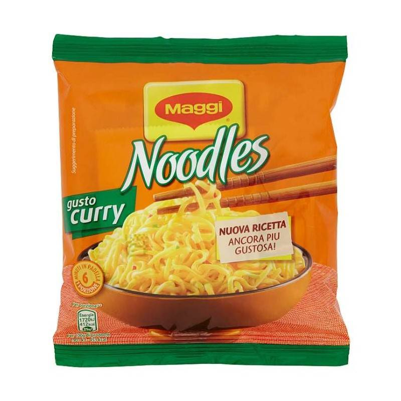 MAGGI NOODLES GUSTO CURRY...