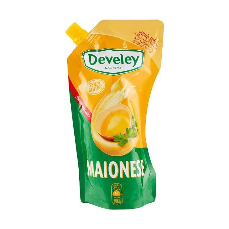 Develey Maionese Pouch Pack...